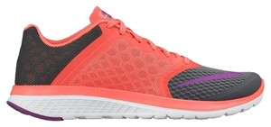 Nike Womens Ladies Running Orange Athletic