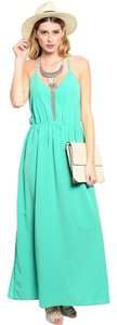 Mint Maxi Dress by Boho Maxi Summer Nwot