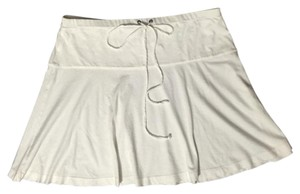Theory Mini Skirt White
