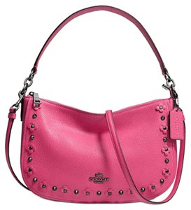 Coach 37018 Chelsea Leather Cross Body Bag