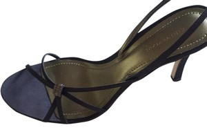 Ann Taylor Brown Satin Formal