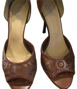 Carlos by Carlos Santana Brown (Cinnamon) Pumps