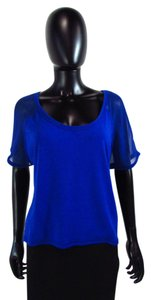Robbi & Nikki by Robert Rodriguez Top Blue