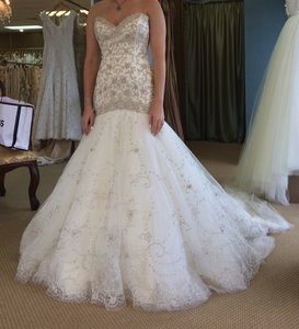 Lazaro 3217 Wedding Dress