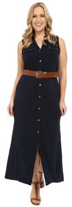 New Navy Maxi Dress by Michael Kors