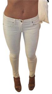 Genetic Denim Skinny Pants White