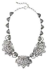 Other Art Deco Stone Statement Necklace