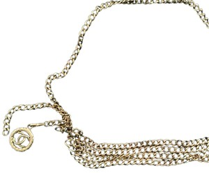 Chanel Vintage Chanel Chain Belt