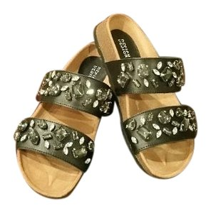Design Lab black Sandals