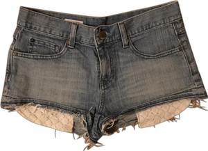 Gap Cut Off Cut Off Shorts Denim