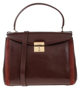 Marc by Marc Jacobs Satchel in Chestnut