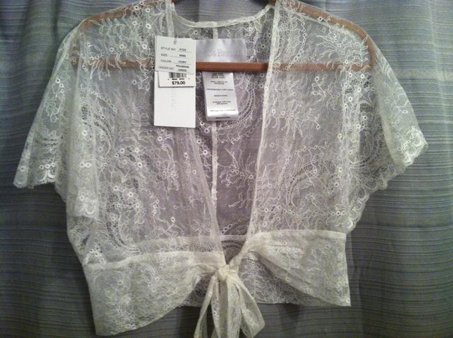 Item - Ivory (Looks More White) Lace Coverup