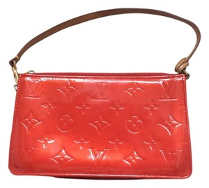 Louis Vuitton Pochette Leather Monogram Shoulder Bag