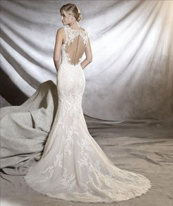 Pronovias Orlara Wedding Dress