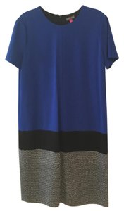 Vince Camuto Blue Casual Dress