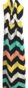 Multi-color Maxi Dress by Charlotte Russe
