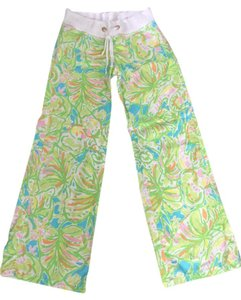 Lilly Pulitzer Relaxed Pants Elephant Ears