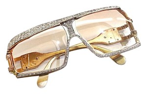 Cazal Custom designed 14 Karat Gold & 6.00 CtTw Diamonds