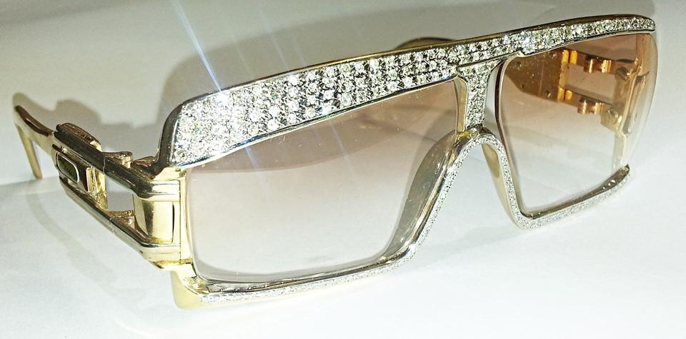12ff39ef7b Cazal Custom Designed 14 Karat Gold   6.00 Cttw Diamonds