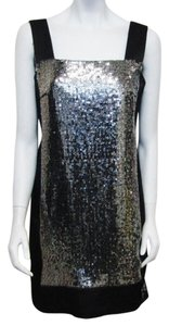 Nanette Lepore Twilight Shift Shift Sequins Dress