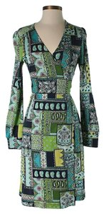 Lilly Pulitzer Silk Wrap Dress
