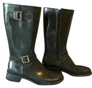 Donald J. Pliner Insulated black Boots
