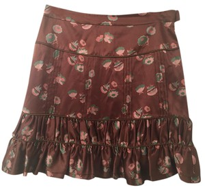 Marc Jacobs Skirt Brown