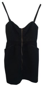 Aritzia short dress Blk on Tradesy