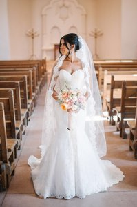 Matthew Christopher Emma Wedding Dress