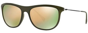 Prada Prada PS01PS-ROS2D2 Men's Green Frame Sunglasses New In Box