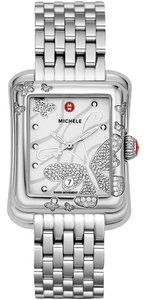 Michele NEW Michele Extreme Butterfly Diamond MWW04B000001 Ladies Watch