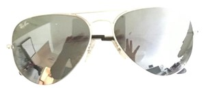 Ray-Ban Aviator Metal Silver