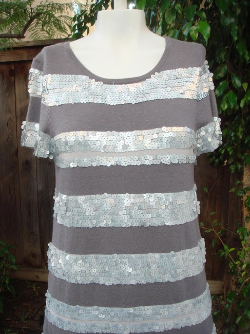 Nordstrom Sequin Casual Fit Above The Knee Dress Image 1