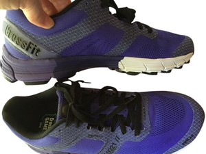 Reebok Crossfit Purple, White, Black Athletic