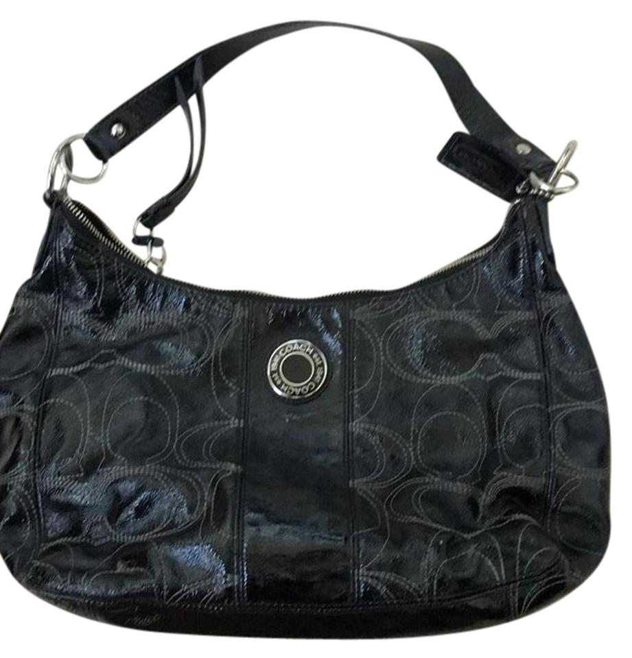 0cc6852fbdc5 Coach black leather hobo bag tradesy jpg 921x960 Coach black hobo bag