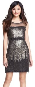 Adrianna Papell Party Beaded Dress