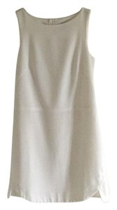 Ann Taylor short dress Creme on Tradesy