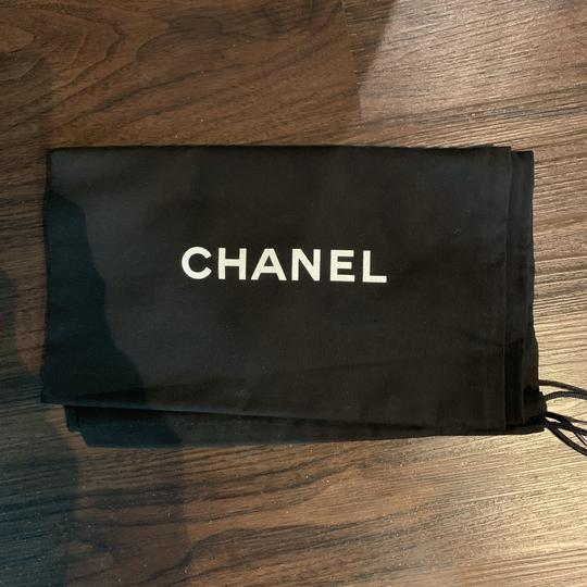 Chanel Leather Black Boots Image 8