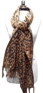 Other Unbranded/Cheetah Print Pashmina #L4