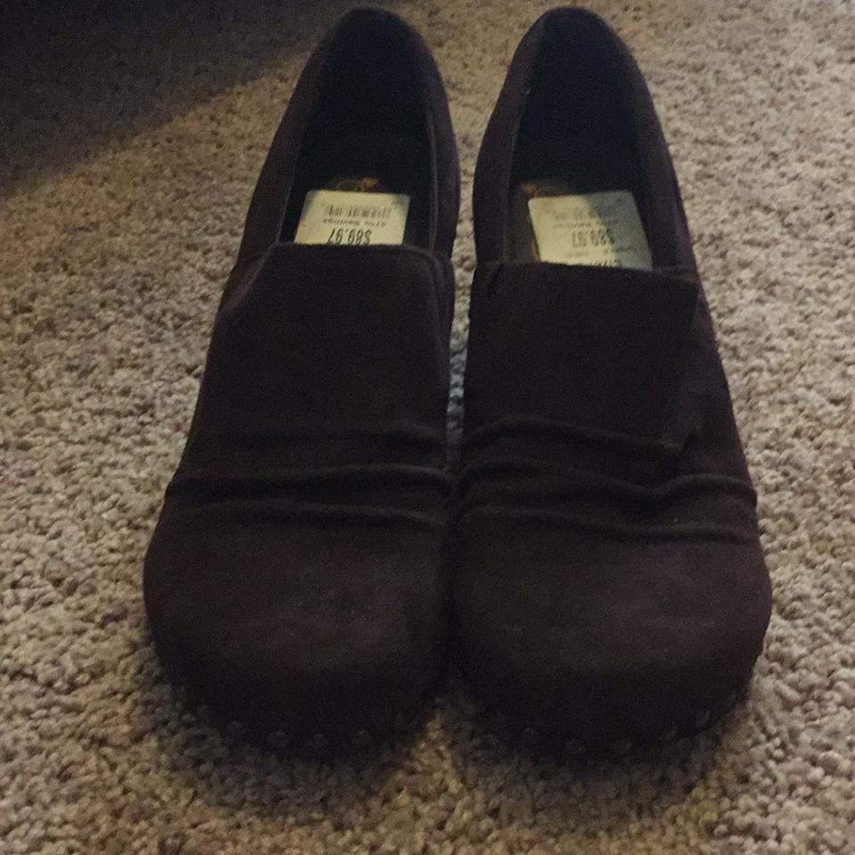 lady Dansko Brown Mules/Slides discount special discount Mules/Slides price 327cb5