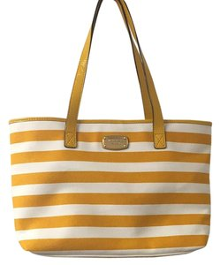 MICHAEL Michael Kors Yellow Beach Bag