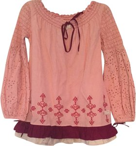 Odd Molly Top Pink