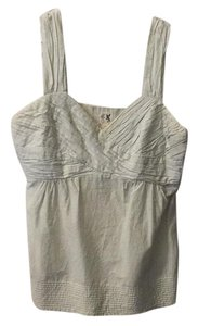 Anthropologie Top Pale green