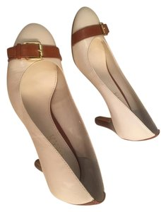 Ralph Lauren Lauren Ralph White Pumps
