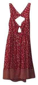 Nanette Lepore short dress Red on Tradesy