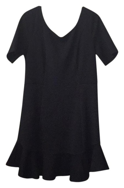 Preload https://item2.tradesy.com/images/anthropologie-black-knee-length-cocktail-dress-size-16-xl-plus-0x-18476701-0-1.jpg?width=400&height=650