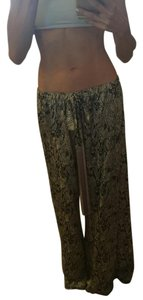 Alexis Resort Silk Dress Wide Leg Pants