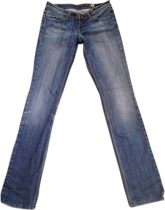 People's Liberation Skinny Jeans-Distressed
