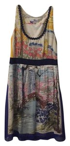 Anthropologie short dress Multi on Tradesy