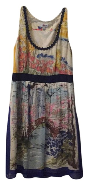 Preload https://img-static.tradesy.com/item/18477559/anthropologie-multicolor-knee-length-short-casual-dress-size-6-s-0-1-650-650.jpg